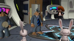 Sam & Max: Season 2 - Episode 4 - Chariots of the Dogs