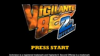 Vigilante 8: 2nd Offense