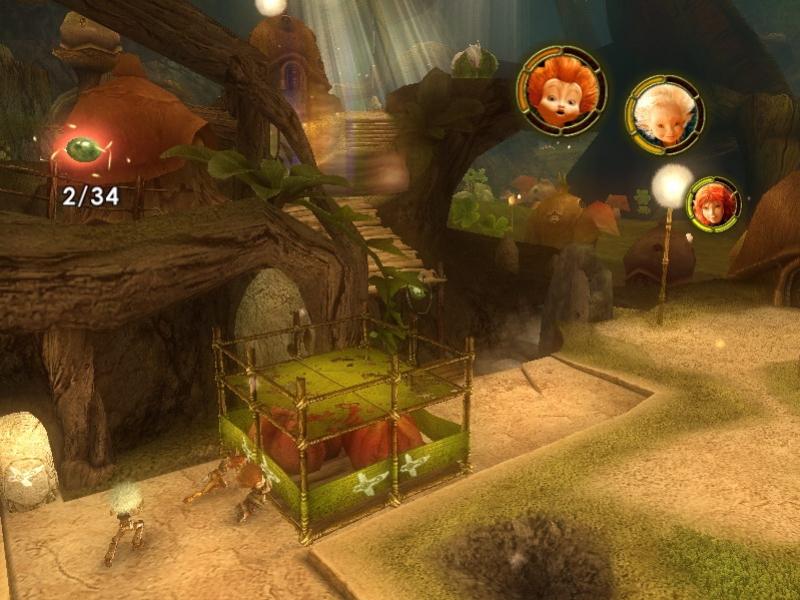 артур и минипуты игра скачать торрент от механиков - фото 8