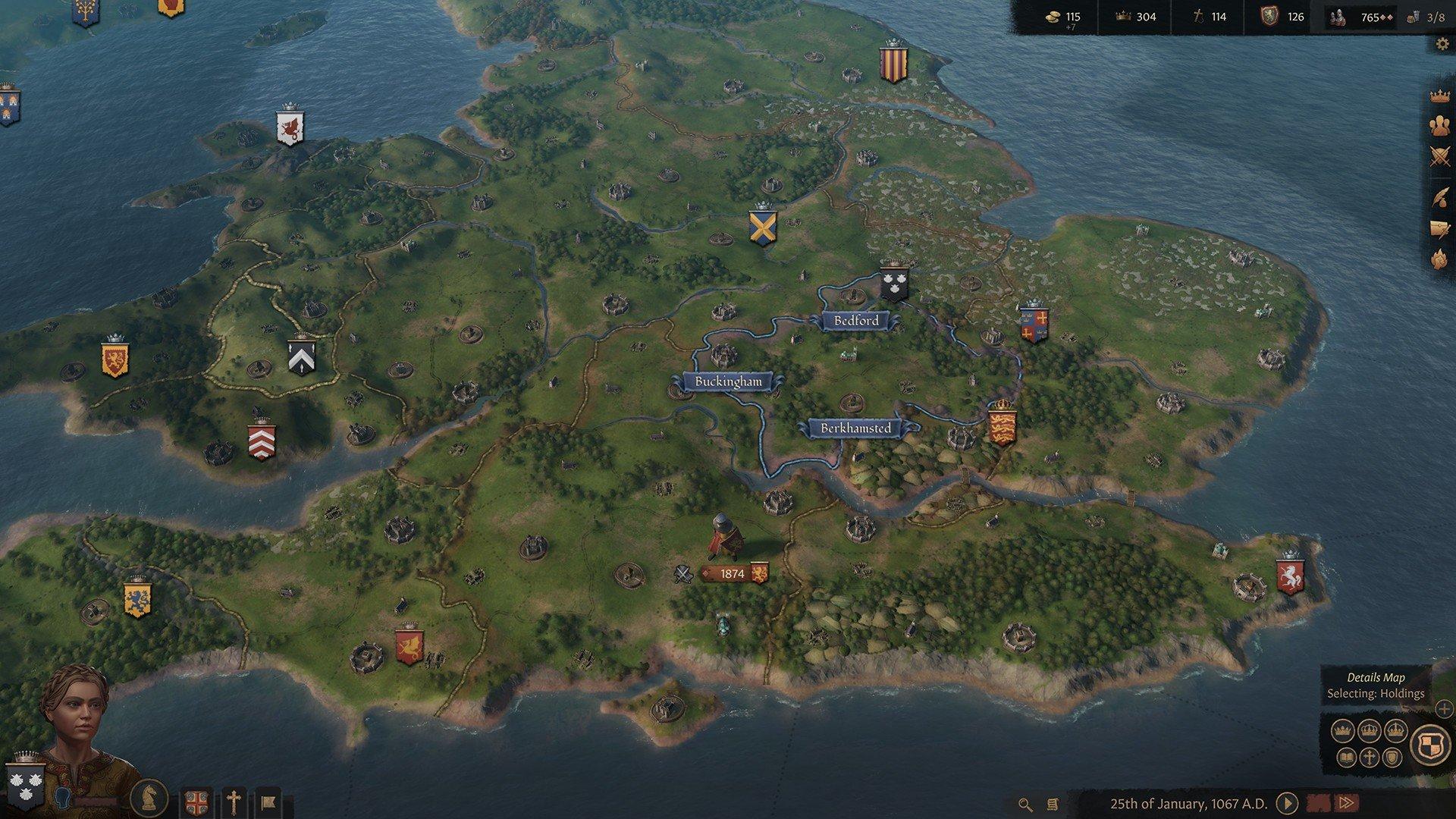 Crusader Kings 3 - обзоры и оценки игры, даты выхода DLC, трейлеры, описание