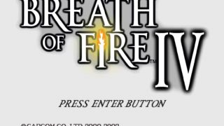 Breath of Fire IV (2000)