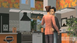 The Sims 2: Kitchen & Bath Interior Design Stuff