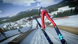 Vancouver 2010: The Official Video Game of the Olympic Games