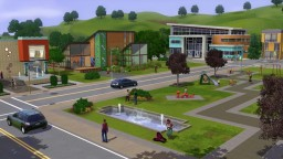 The Sims3 Town Life Stuff