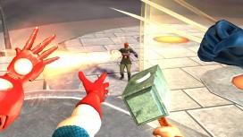 Marvel Superheroes 3D: Grandmaster's Challenge