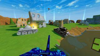 Panzer Panic VR