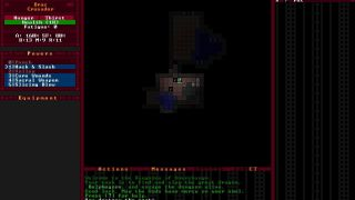 Dungeons of Everchange ASCII (itch)