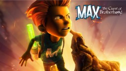 Max: The Curse of Brotherhood