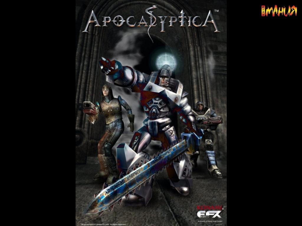 скачать торрент Apocalyptica игра - фото 3