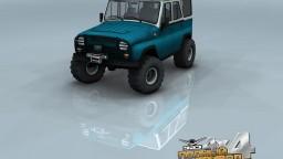 Полный привод: УАЗ 4x4. Уральский призыв