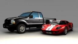 Ford Racing Evolution