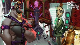 Sam & Max: The Devil's Playhouse Episode 1: The Penal Zone