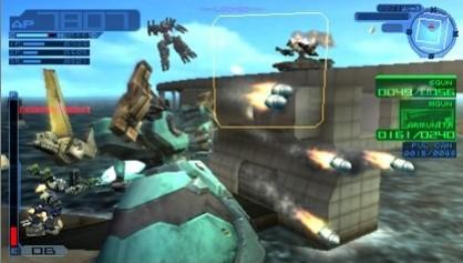 Armored Core: Last Raven Portable