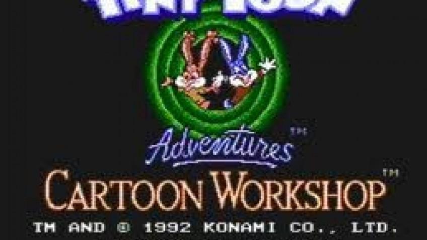 Tiny Toon Adventures: Cartoon Workshop