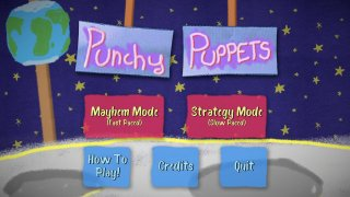 Punchy Puppets (itch)