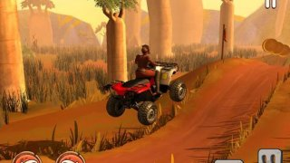 Quad Bike Racing Stunts