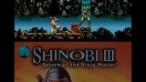 3D Shinobi III: Return of the Ninja Master