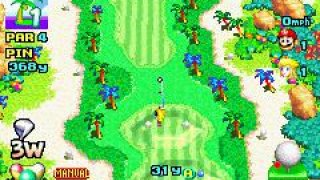 Mario Golf: Advance Tour (2004)