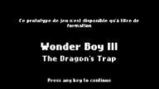 Wonder Boy III: The Dragon's Trap (itch)