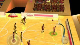 3D Basketball International Championship