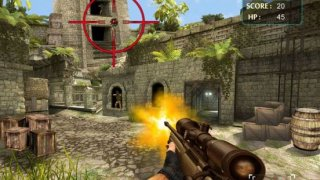 Army Sniper Shooting - eXtreme Assassin Combat Shooter Edition