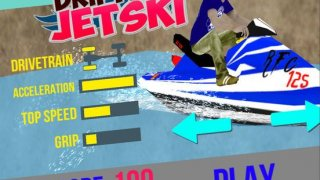 Drifty JetSki - Jetski Drift Stunt Racing Games