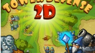 TOWER DEFENSE 2D (SoteroApps) (itch)