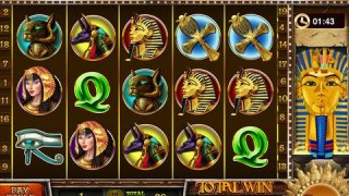 Slots - Pharaohs' Secret HD