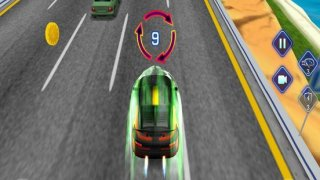 Traffic Racing Highway Car