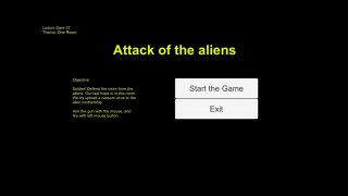 Ludum dare 37 - Attack of the aliens (itch)