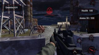 Zombie Dead Target Shooter: The FPS Killer (itch)