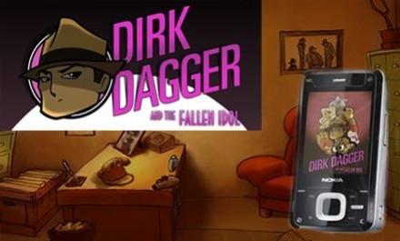 Dirk Dagger and the Fallen Idol