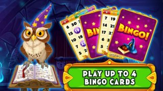 BINGO! Wizard of Magic Party
