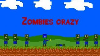 Zombies crazy (itch)