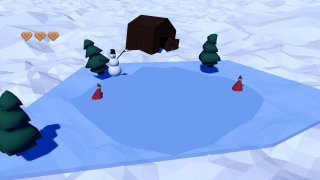 Snowball Game (itch)