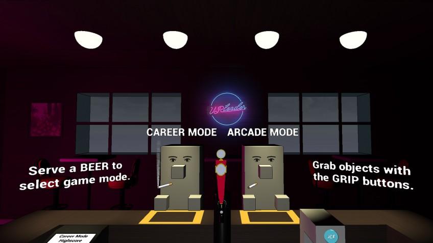 VRtender