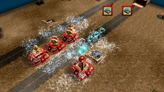 Red Invasion: Tower Defense