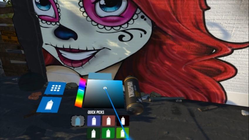 Kingspray Graffiti Simulator
