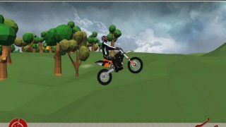 Furious Ramp Motobike City Rac