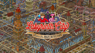 Labyrinth City: Pierre the Maze Detective