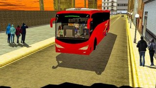 City Bus Simulation: Pick & Drop Realistic Drive