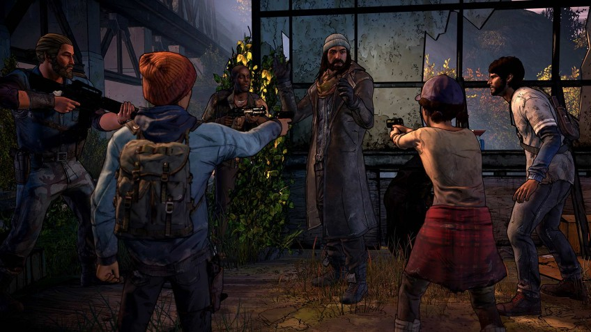 The Walking Dead: A New Frontier — Episode 2: Ties That Bind Part 2