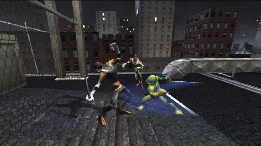 Черепашки мутанты ниндзя игра 2007 название первого альбома сектор газа