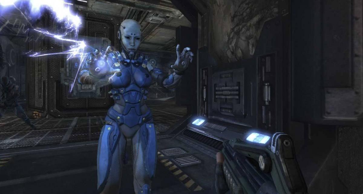 CellFactor: Psychokinetic Wars