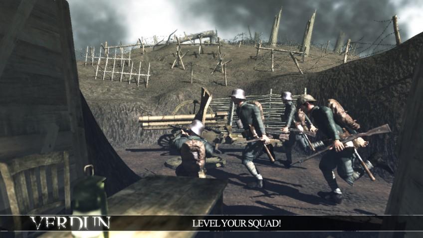 Verdun скачать торрент механики - фото 5