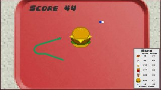Fast Food Snake (Prototype) (itch)