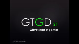 GTGD S1: More Than a Gamer