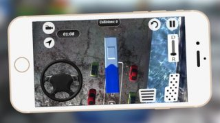 3D Bus Parking Simulator - Parking Game