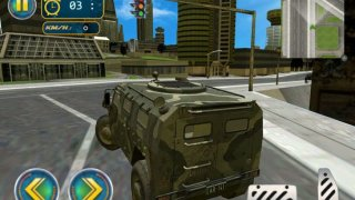 Army Robot Transform War 3D