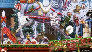 Hidden Objects Christmas Magic Celebration Time